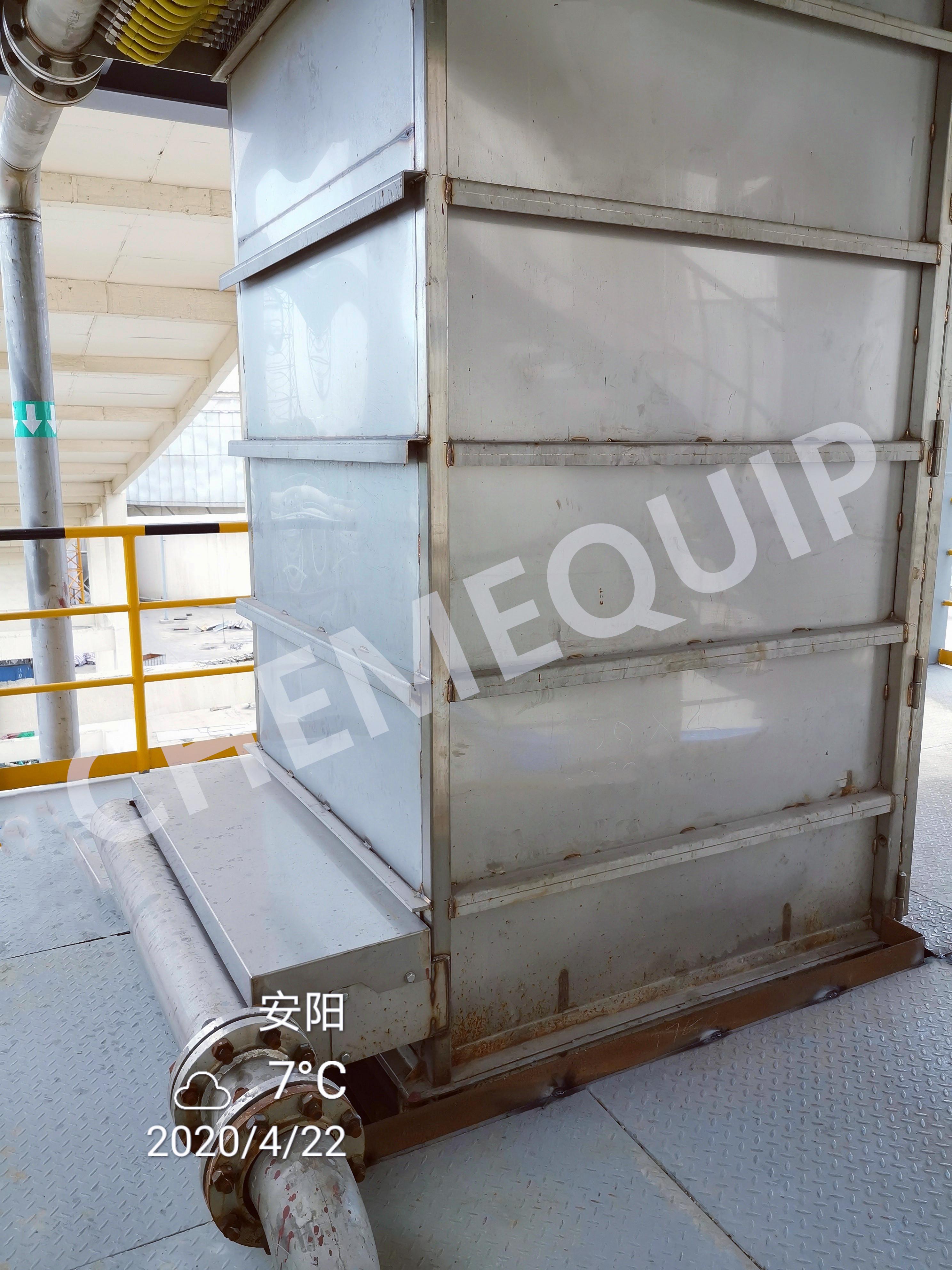 échangeur de chaleur à plaques solides en vrac 2