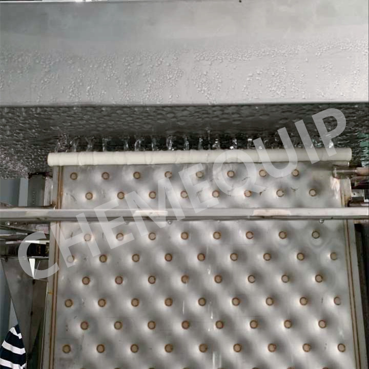 Máquina de hielo en placas 20